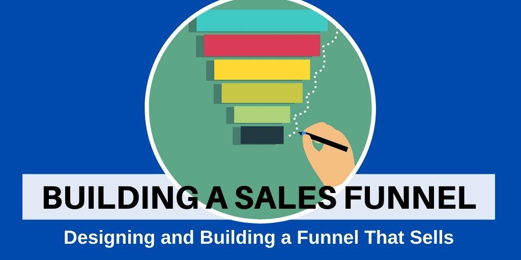 building a sales funnel header image: building a Sales Funnel [iDropServicing.com]