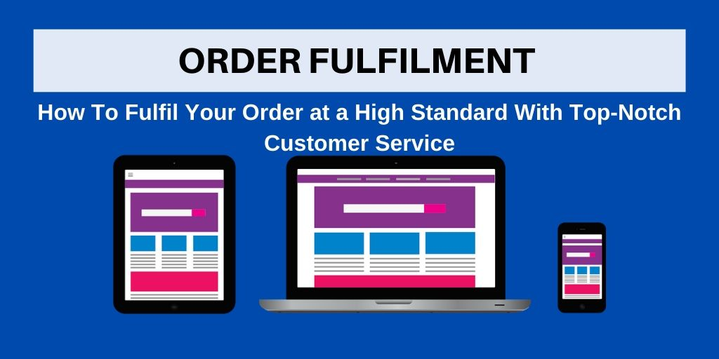 Drop Servicing: Fulfilling Your Orders